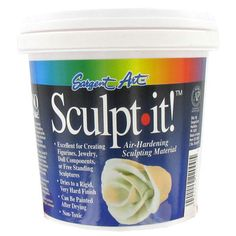 Sculpt-it Air Hardening Sculpting Material