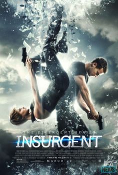 The Official Final Insurgent Poster! Click through for more details! Any opinions?