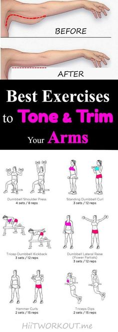 Exercises to Tone & Trim Your Arms: Best workouts to get rid of flabby arms. Best Exercises to Tone & Trim Your Arms: Best workouts to get rid of flabby arms. Best Exercises to Tone & Trim Your Arms: Best workouts to get rid of flabby arms. Fitness Workouts, Yoga Fitness, Fitness Motivation, Physical Fitness, Fun Workouts, At Home Workouts, Workout Tips, Fitness Men, Workout Plans