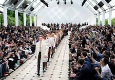 The biggest names and numbers behind fashion's main event, which includes shows in New York, London, Milan and Paris — over the span of a month.