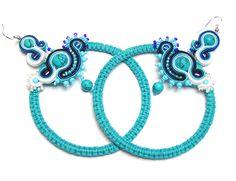 Sutasz-Anka: Arcadia - soutache earrings http://www.soutage.com/2012/07/arcadia-kolczyki_04.html#more
