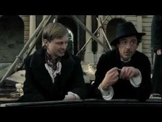 Fantastic spoof:Sherlock Holmes & the case of the missing porn star.Funny  Spoof Trailer