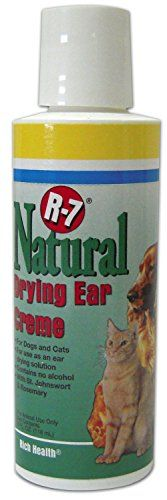 Miracle Care by MiraclecorpGimborn R7 Natural Drying Ear Creme 4Ounce * Visit the image link more details.