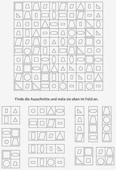 Lernstübchen: visuelle Wahrnehmung