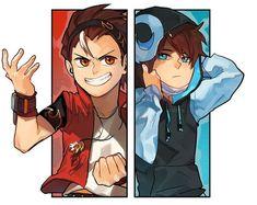 (C) to owner Galaxy Movie, Anime Galaxy, Boboiboy Galaxy, Boboiboy Anime, Anime Art, Character Poses, Character Art, Youtube Logo, Pokemon Comics
