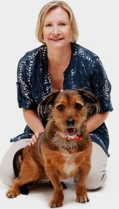 Dr Jo & Chilli, a mixed breed dog