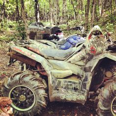 Four-wheeling is the true relief of stress :) <3