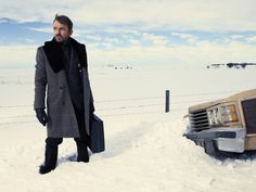 Pin for Later: This Year's Best Pop-Culture-Inspired Halloween Costumes For Men Lorne Malvo From Fargo