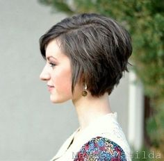 Summer Hairstyle for Short Hair