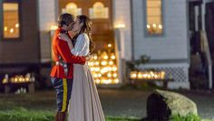 Jack & Elizabeth's Engagement Gallery | When Calls the Heart | Hallmark Channel