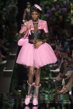 Moschino, Printemps/été 2018, Milan, Womenswear