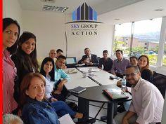 Ya estamos activos con Sky Group Action (Caracas). Venimos cargados de entusiasmo para ofrecerles el mejor servicio inmobiliario en la capital de nuestro país.  Puedes ubicarnos en la Urbanización el Rosal, Torre Exa, piso 1, Oficina 108, Caracas Distrito Capital. Siguenos en nuestras redes sociales: Facebook: Sky Group Action Twitter: @Skygroupact Instagram: @Skygroupact  contactarnos al 0212 9536114 o 0424 4241650. . . . . .#exclusividad #casasenventa #skygroup #inmueblesenventa…