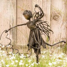 Garden Fairy - Paverpol Sculpture