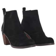 Joust Ankle Boot Black