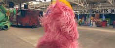 Watch Nick Cave's Soundsuits Take Over Detroit #NickCaveTakesDetroit #HereHear