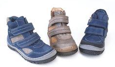 Botas deportivas de piel para niños, cómodas y resistentes. Roly Poly Shoes & Boots. Children Footwear.