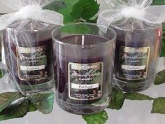 7.5 oz Tumbler Patchouli Scent Candle by Unique Aromas. $20.25. Candle color may vary from photograph. Patchouli scent. Price per jar candle. This candle is sure to bring joy and warmth to all those in the presence of it.Some assembly may be required. Please see product details.Some assembly may be required. Please see product details.