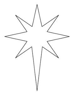 Bethlehem Star Pattern