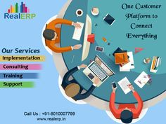 #RealERP provides an entire range of services including #Consulting, #Implementation, #Training and Support. Offers a service-oriented #platform that meets all the needs of #realestate organization. See more @ http://www.realerp.in/real-erp-services.html  #ERP #ERPSolution #ERPSoftware #ERPinNoida