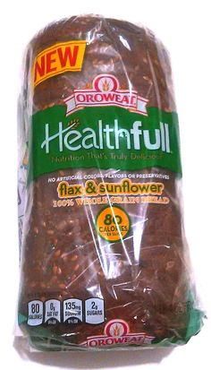 Oroweat Healthfull Bread I received complimentary from @influenster #LoveYourBread #Contest #FiestaVoxBox