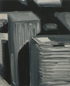 Gerhard Richter » Art » Paintings » Photo Paintings » Townscape » 178-4