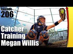 Fastpitch Softball Catchers Training - Megan Willis