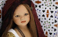 Annette Himstedt doll Ajesha
