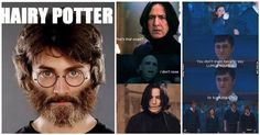 So much Harry Potter <3 happening in this one