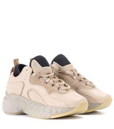 ACNE STUDIOS Manhattan Leather Sneakers. #acnestudios #shoes #sneakers