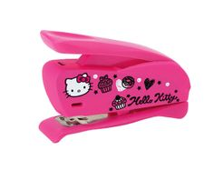 NEW SANRIO HELLO KITTY SCHOOL SUPPLY STAPLER back to school squiggle