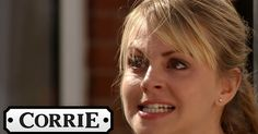 Tina O'Brien interview: Sarah's shock news about Gary Lucy Fallon, Coronation Street Spoilers, Interview, It Cast, Soap, News, Bar Soap, Soaps