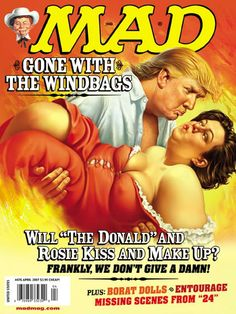 Mad Magazine: Gone with the Windbags