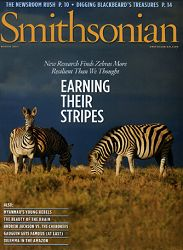 FREE Subscription to Smithsonian Magazine on http://hunt4freebies.com