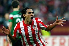 Falcao ha hecho al Atlético de Madrid campeón de la Europe League 2012