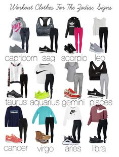 Designer Clothes, Shoes & Bags for Women Zodiac Signs Chart, Zodiac Signs Sagittarius, Zodiac Star Signs, Zodiac Horoscope, Pisces, Teenager Outfits, Outfits For Teens, Arte Aries, Zodiac Clothes