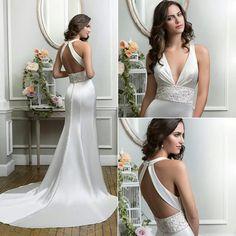 Lillian West Bridal style 6374