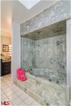 Well done my friend.  Well done.  #designdisasters #losangeles #realestate #bathroom
