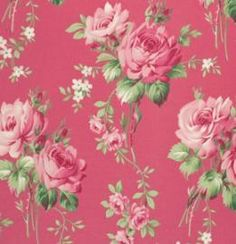 "Tanya Whelan Barefoot Roses Stemmed Flowers Pink 1 YardTanya Whelan Fabric by the Yard Yardage Quilting Barefoot Roses Stemmed Flowers Pink Legacy Collection 1 Yard. This offering is for 1 Yard of Tanya Whelan's Barefoot Roses Stemmed Flowers in Pink. Fashion & quilting weight fabric, 43/44"" wide, 100% cotton.PWTW054 Pink{Cut right from the bolt, additional yardage available. Smoke Free/Pet Free. Gladlycombine shipping.}Find More Tanya Whelan Fabric Selections…"