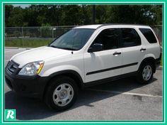 White Honda Crv, Crv 2005, Acura Suv, More, Van, Design, Vans, Vans Outfit
