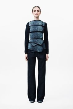 Brian Edward Millett - The Man of Style - Christopher Kane pre-fall 2014