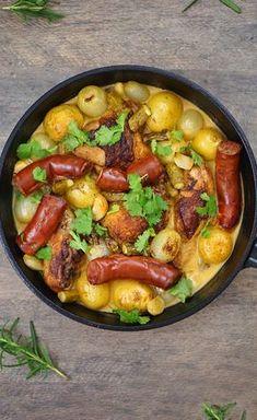 Aprenda a fazer esse frango delicioso de uma panela só.