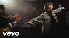 Download the official Bon Jovi app to experience Augmented Reality content & exclusives: http://smarturl.it/BonJoviApp iTunes: http://smarturl.it/BecauseWeCa...