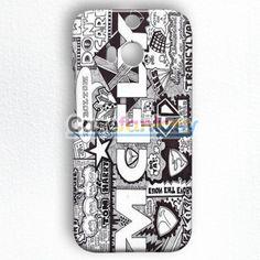 Mcfly Lyrics Cover HTC One M8 Case | casefantasy