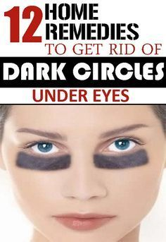 Top 12 Home Remedies To Get Rid Of Dark Circles Under Eyes | Styles Rage