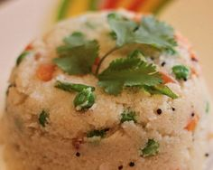It's #meatlessmonday! Try our vegetable upma for a delicious all veggie option!