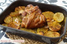 Spanish Food, Spanish Recipes, Chicken Recipes, Good Food, Gluten Free, Cooking, Chocolates, Drinks, Gastronomia