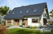 Telimena II 1G - Dobre Domy Flak & Abramowicz Malaga, Solar Panels, Outdoor Decor, Home Decor, Houses, Projects, Sun Panels, Decoration Home, Solar Power Panels