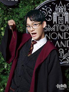 Chen - The Celebrity December 2015