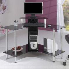 1000 images about corner desks on pinterest corner desk. Black Bedroom Furniture Sets. Home Design Ideas