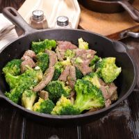 slow cooker Asian style beef & broccoli